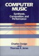 (英)COMPUTER MUSIC Synthesis, Composition, and Performance■Charles Dodge(チャールズ・ドッジ)/Thomas A.Jerse著