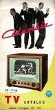 Columbia TV CATALOG ☆日本コロムビアのテレビカタログ ■ 昭和30年5月